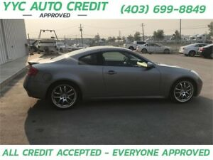 2006 INFINITI G35 Coupe Sport *$99 DOWN EVERYONE APPROVED*