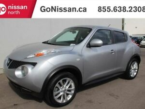 2011 Nissan Juke SL: AUTO, AWD, AIR, CRUISE CONTROL, LOW KMS!