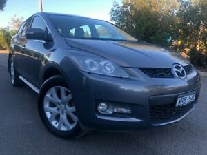 2008 Mazda CX-7 ER Luxury (4x4) Grey 6 Speed Auto Activematic Wagon Hoppers Crossing Wyndham Area Preview