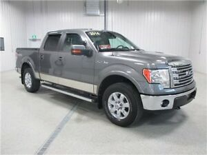 2014 Ford F-150 Lariat S/Crew 4X4 Navigation Moose Jaw Regina Area image 1