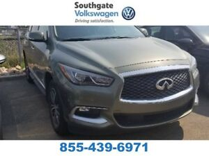 2016 Infiniti QX60 LEATHER | HEATED SEATS | BLUETOOTH | SUNROOF