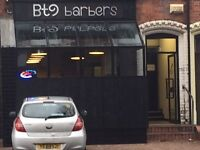 BARBER SEAT FOR HIRE LISBURN ROAD BELFAST