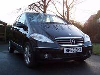 Mercedes A class Avantgarde 1.6 petrol