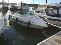 Fletcher 19 GTS sportscruiser cuddy boat, 3ltr mercruiser engine, sea going or river cruising