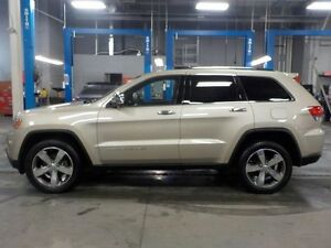 2015 Jeep Grand Cherokee LIMITED WITH SUNROOF