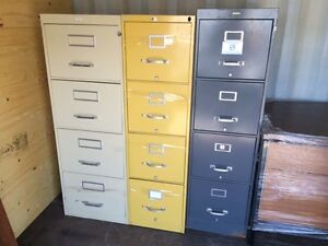 Beige Filing Cabinet and Desk must go by Friday!