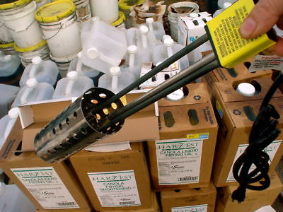 Bucket Heater Easy Winter Filtration Wvo Svo Biodiesel