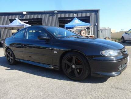 2002 Holden Monaro CV6 Supercharged Automatic Coupe Wangara Wanneroo Area Preview