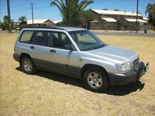 2000 Subaru Forester GX GX 5 Speed Manual Wagon Alberton Port Adelaide Area Preview