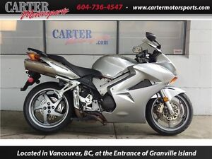 2005 Honda VFR800 Interceptor -  REDUCED!!