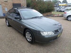 2003 Holden Commodore VY Acclaim Green 4 Speed Automatic Sedan Sylvania Sutherland Area Preview