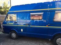 Selling VW LT35 Campervan from 1993 in East London