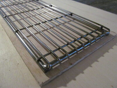 Stainless BBQ Grill Mesh Made to Order - BBQ Firepit Chiminea etc NO RUST