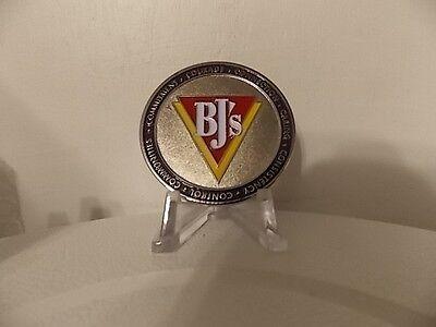 Bjs Restaurants Sales Award Coin By Phoenix Challenge Coins