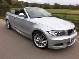 BMW 118i M Sport Convertible