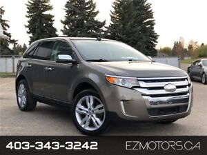 2012 Ford Edge Limited|AWD|1 OWNER|NO ACCIDENTS|$178 BWK
