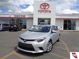 2016 Toyota Corolla $110 B/W LE HEATED SEATS BACK-UP CAMERA CLEA