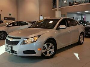 2013 Chevrolet Cruze LT-AUTOMATIC-REAR CAM-LEATHER-ONLY 77KM