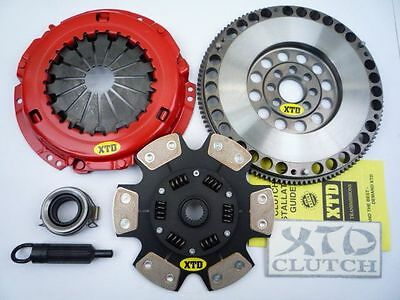 XTD STAGE 3 CLUTCH  FLYWHEEL  MR2 CELICA TURBO GT4 3SGTE ALL TRAC