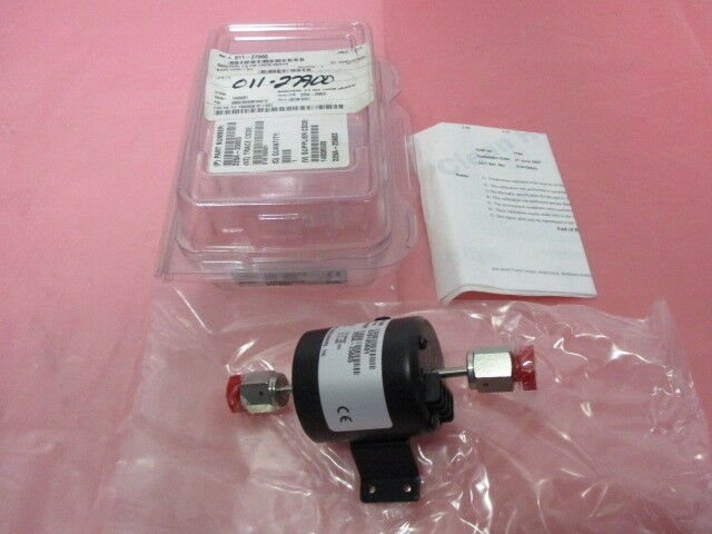 MKS 225A-25603 Baratron, 2.5 INH20, 1/4 VCR, 011-27900, 811-27900, 424702