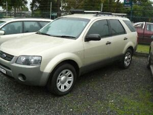 2007 Ford Territory TX TX RWD MY 07 Kashmir 4 Speed Auto Sports Mode Wagon Wauchope Port Macquarie City Preview
