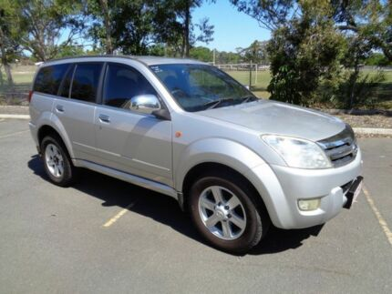 2010 Great Wall X240 CC6460KY Silver 5 Speed Manual Wagon Clontarf Redcliffe Area Preview