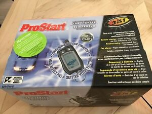 Remote Car Starter Purchased At Canadian Tire