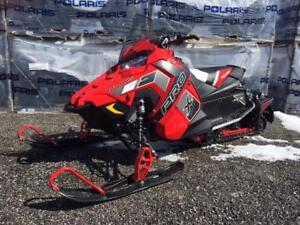 2018 POLARIS 800 SWITCHBACK PRO X SCS DEMO RED PIDD