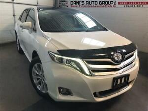 2014 Toyota Venza Limited AWD Navigation Dual Sunroof