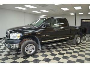 2007 RAM 1500 ST QUAD SPEC EDITION 4X4 - KEYLESS ENTRY*CRUISE Kingston Kingston Area image 1
