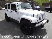 2011 Jeep Wrangler Unlimited Sahara 4X4!! COLOR MATCHED TOP!!