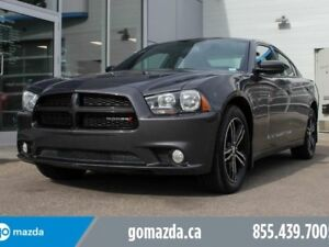 2014 Dodge Charger SXT PLUS LEATHER HEATED SEATS AWD VERY NICE