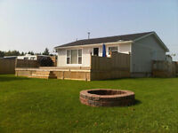 Cozy Waterfront Winterized Cottage for Rent - Available NOW!