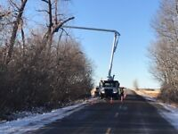 TREE TRIMMER U.T.T. / C.U.A.   PRIMARILY FOR SASK. WORK