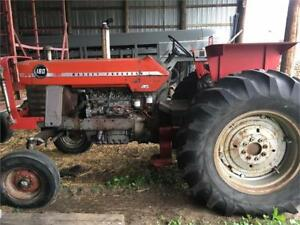 Tracteur Massey Ferguson 180