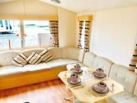 3 Bedroom 8 berth Caravan on Ayrshire coast