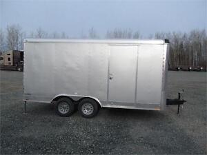 16' BACKWOODS  TRAILER WITH LIFT