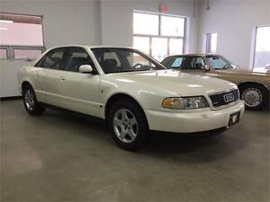 1997 Audi A8 quattro, 1 owner, BC, 62 kms, AWD, V8 !!!