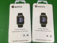 [SpeedJOBS] Tempered Glass Screen Protector! for iWatch too