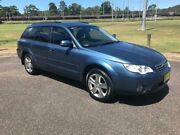 2007 Subaru Outback Blue Sports Automatic Wagon West Gosford Gosford Area Preview