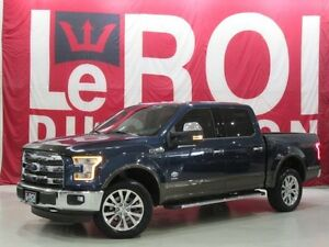 Ford F150 KING RANCH 4X4 ECOBOOST 2015