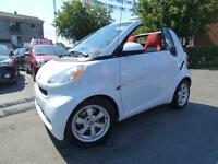 2011 SMART FORTWO PASSION CABRIOLET (BLUETOOTH, CRUISE, FULL!!!)