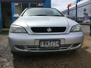 2005 Holden Astra TS Convertible Silver 4 Speed Automatic Convertible Hoppers Crossing Wyndham Area Preview