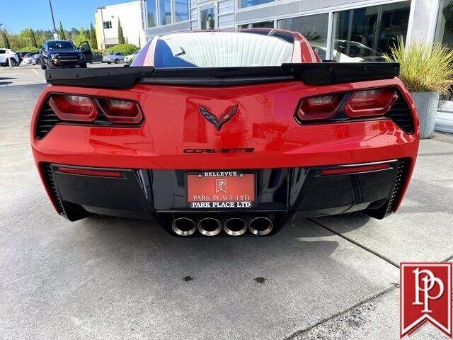 2019 Red Chevrolet Corvette Grand Sport 2LT | C7 Corvette Photo 7