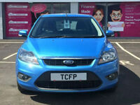 Ford Focus 1.6TDCi 2010 Zetec *** GOOD/BAD CREDIT CAR FINANCE *** FROM £23 P/WK