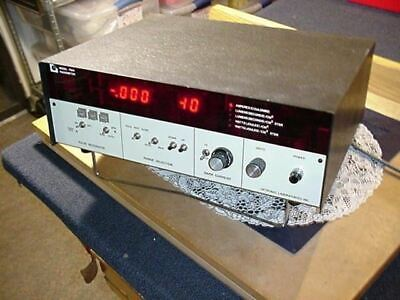 Optronic Laboratories Model 730a Radiometerphotometer Used