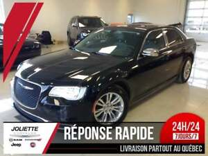 2015 Chrysler 300 LIMITED, 3.6L, CUIR, TOIT, CAMERA, DÉMARREUR,