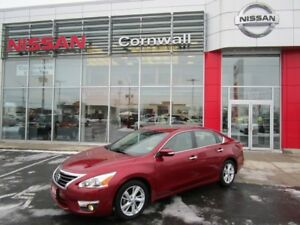 2014 NISSAN ALTIMA 2.5 SL PKG LEATHER SUNROOF BOSE CAMERA HEATED