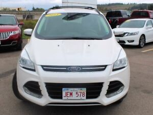 2013 Ford Escape SEL 4dr 4x4