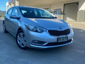 2013 Kia Cerato YD MY14 S Silver 6 Speed Sports Automatic Hatchback Muswellbrook Muswellbrook Area Preview